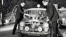 Paddy Hopkirk and Henry Liddon, Rallye Monte Carlo 1964