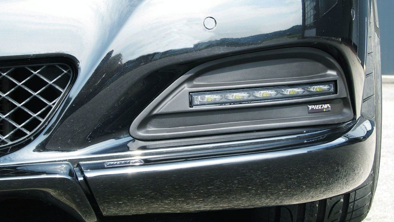 Piecha SL-Class facelift LED driving lights