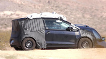 Volkswagen Up / Lupo prototype spy photo