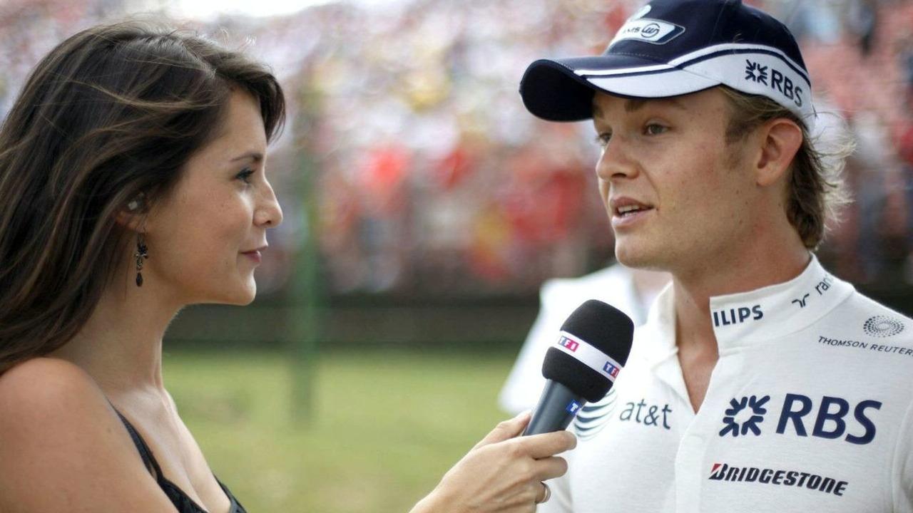 Nico Rosberg, 2009 Hungarian Grand Prix, Hungaroring, Budapest, Hungary