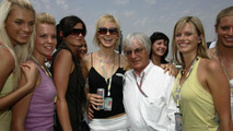 Not all of F1 worried about life after Ecclestone