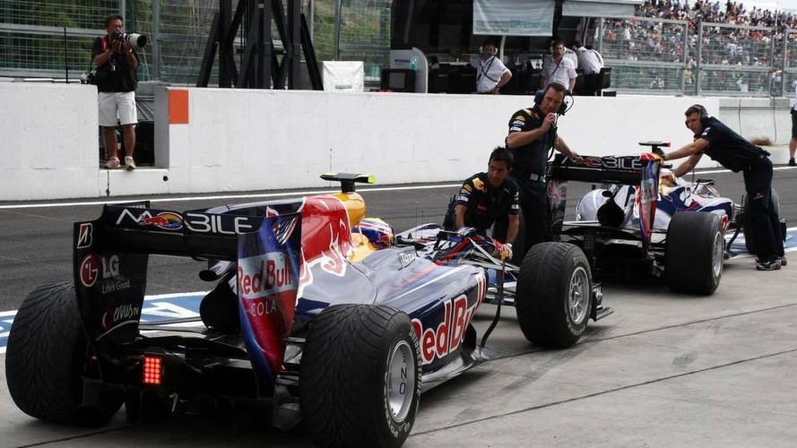 Red Bull's driver rivalry in spotlight for title fight