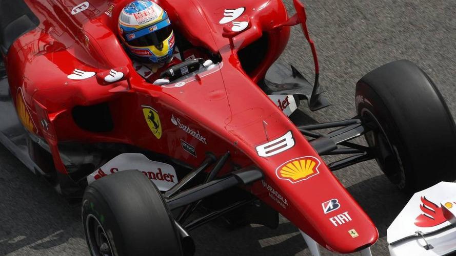 Ferrari car 'has not developed' - Alonso