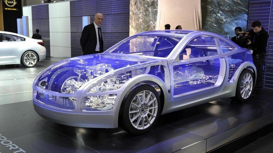 Subaru confirms three new models and a hybrid
