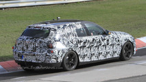 SPIED: 2012 BMW 1er less disguised with M-Sport package