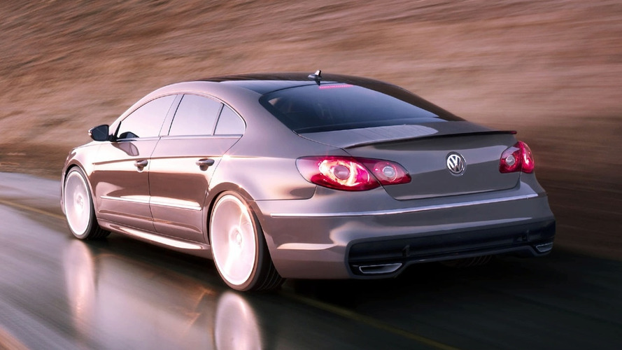VW Super CC Eco Performance Concept at SEMA 2008