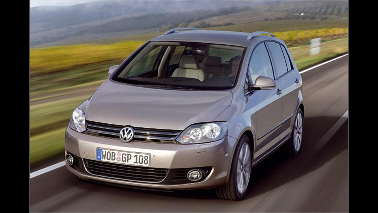 Die besten Autos bis 9 Jahre: VW Golf Plus