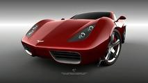 2009 Ugur Sahin Design Corvette Z03 Concept