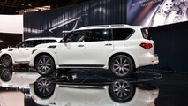 2017 Infiniti QX80 & Q50 Signature Edition: Chicago 2017