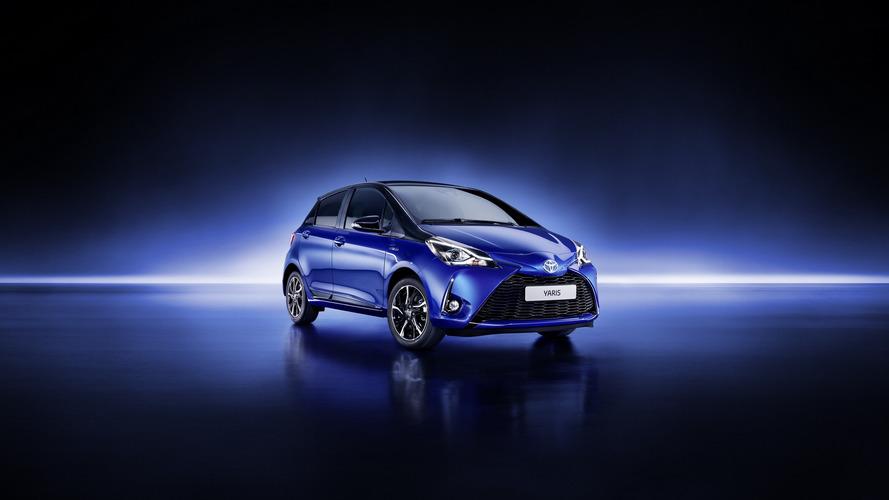 Makyajlı Toyota Yaris'in fiyatları belli oldu