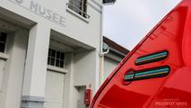 Trois Peugeot 205 entièrement restaurées