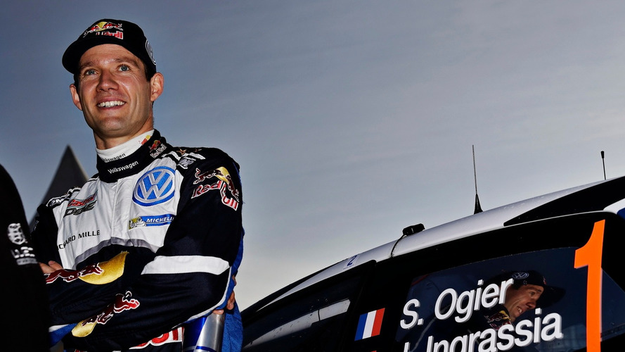 WRC - Ogier -