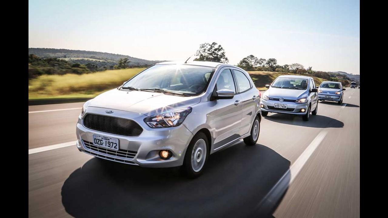 Semana CARPLACE: Segredos Fiat, vendas de agosto, up! reestilizado, novos SUVs nacionais e mais!