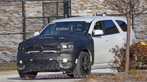 Possible Dodge Durango Hellcat spy photo