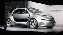 Chrysler Portal Concept: CES 2017