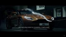 Aston Martin DB11 aerodynamics