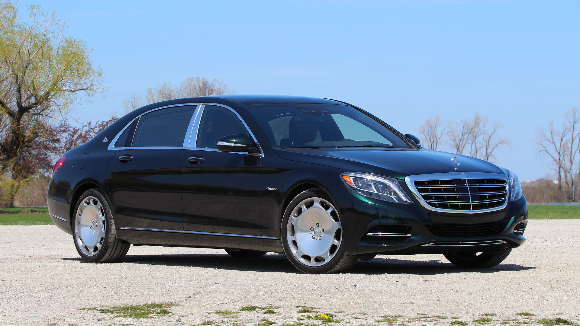 2017 Mercedes Benz S550 Sedan >> 2017 Mercedes-Maybach S550 Review: Less Is More