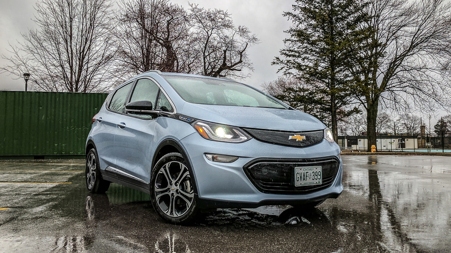 2017 Chevy Bolt EV - Canadian review
