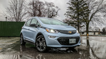 2017 Chevrolet Bolt EV Review