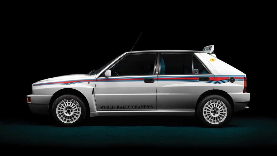 Classic Ads: Lancia Delta Integrale