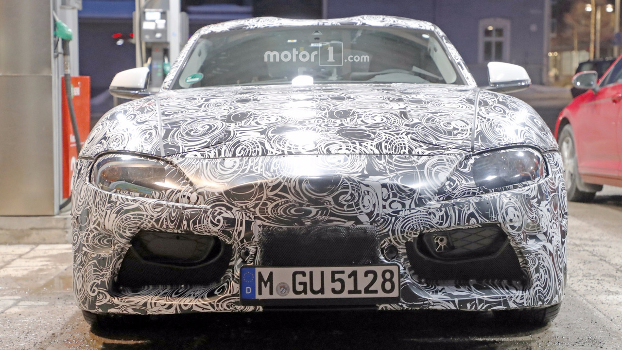 2018 bmw z4 toyota supra. 2018 toyota supra spy photo bmw z4