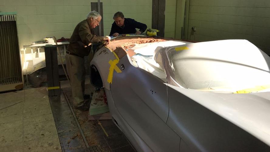 VLF Automotive Force 1 Roadster teasers