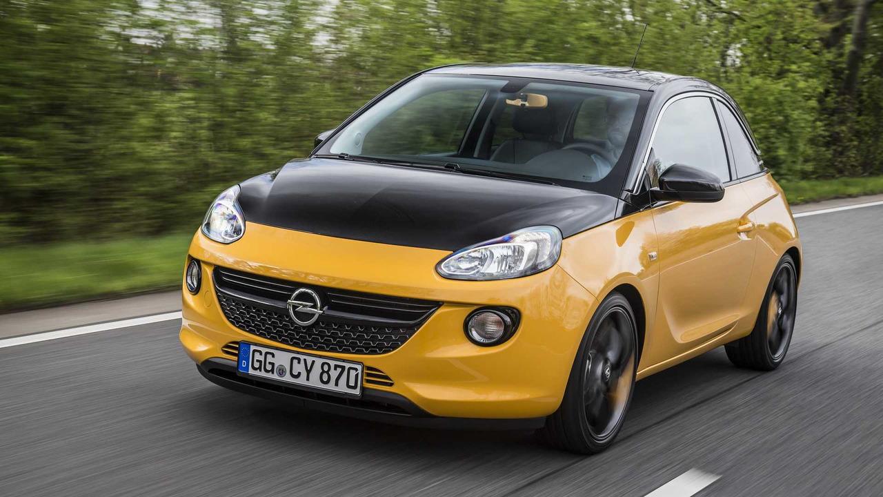 Opel Adam Black Jack