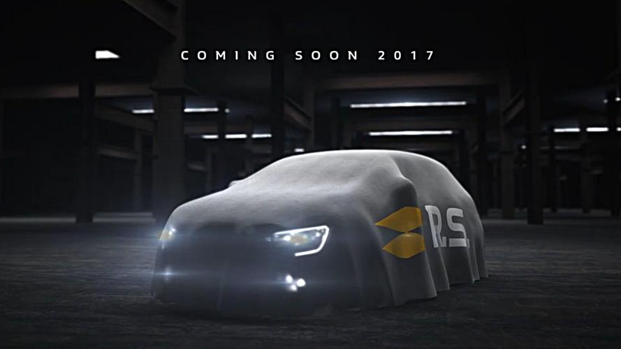 Renault promete novo Mégane RS 2018 com mais de 300 cv e design