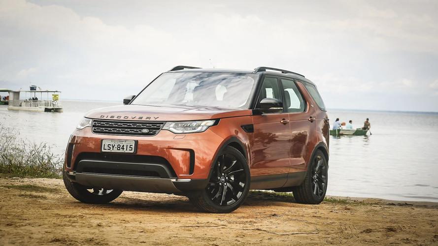 SUVs/crossovers de luxo em abril – Land Rover lidera segmentos superiores