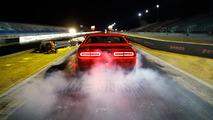 Dodge Challenger SRT Demon süspansiyon teaser'ı