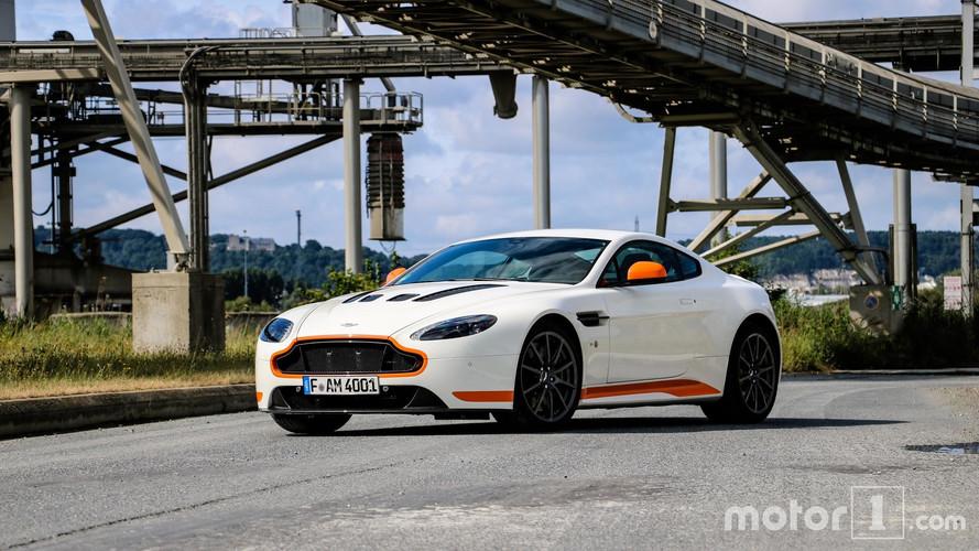 Essai Aston Martin V12 Vantage S BVM7 - Anthologique