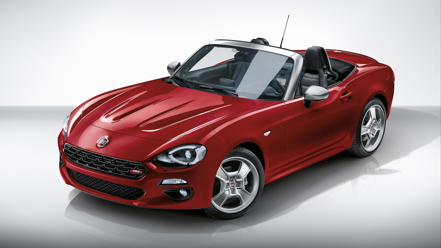 Fiat 500 and 124 Spyder Geneva Motor Show Editions