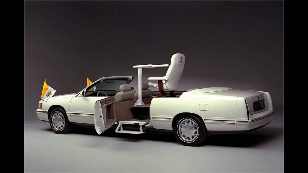 Cadillac DeVille (1999)