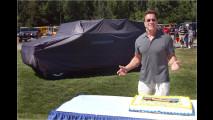 Arnie mag Unimog