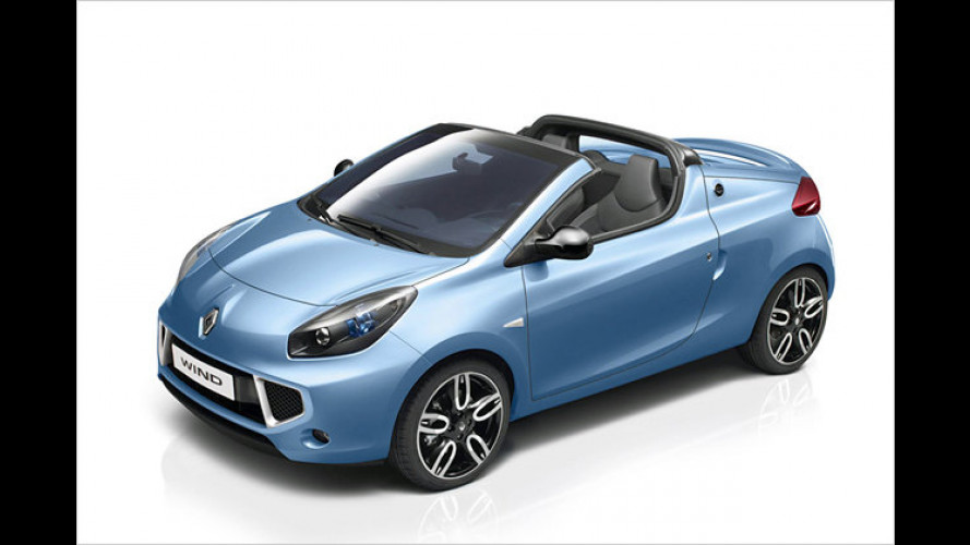 Renault Wind: Frische Brise aus Frankreich