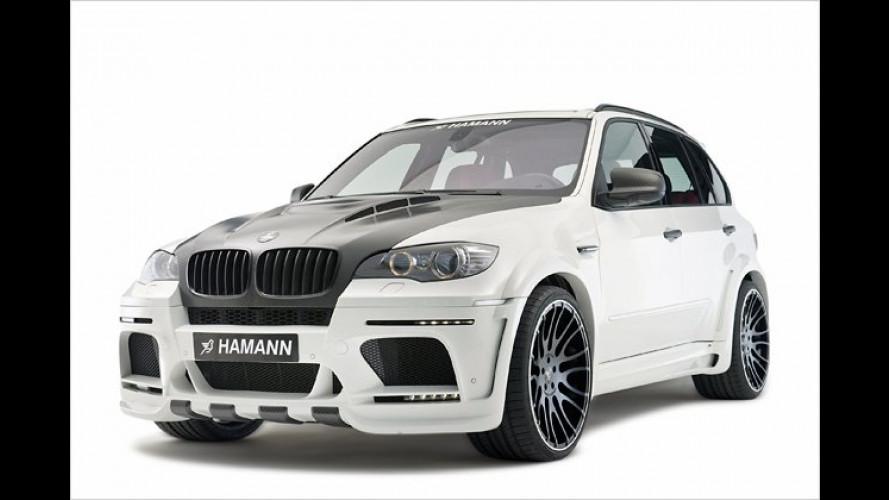Schnell wie der Blitz: Hamann BMW X5 Flash Evo M