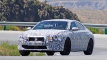 Peugeot 508 2018 nuevas fotos espía