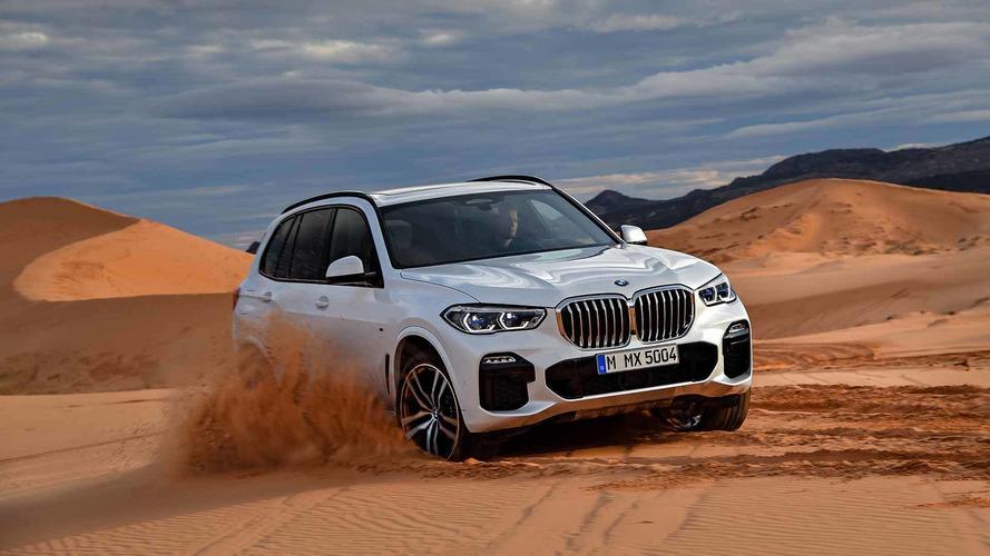Hivatalosan is bemutatkozott a vadonatúj BMW X5