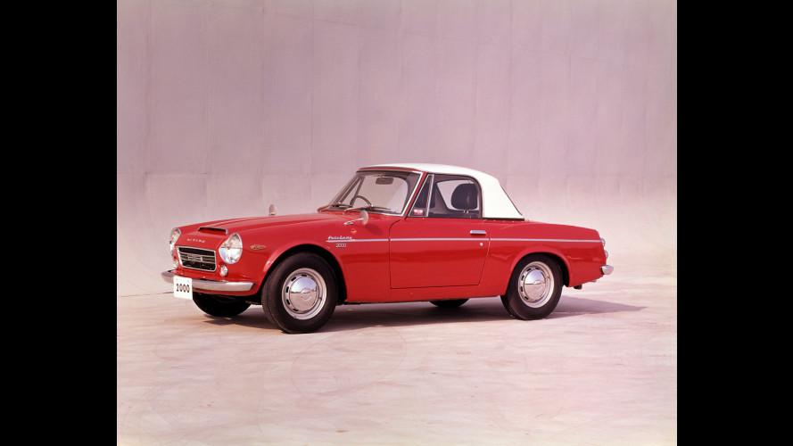 Ritornano le Datsun, ma saranno low cost
