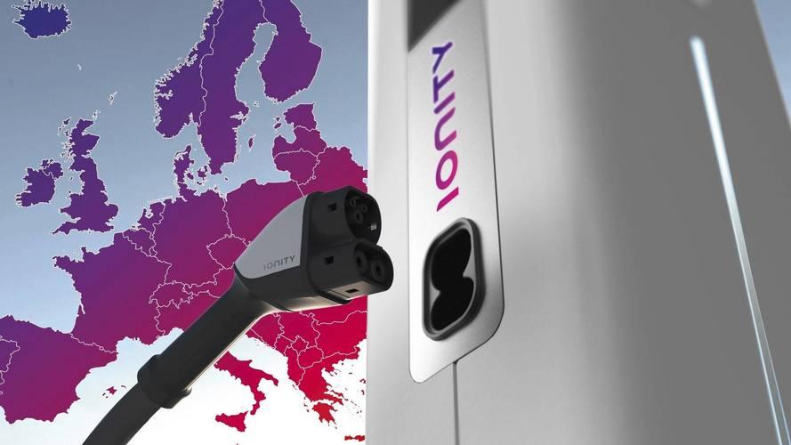 Ionity néven, közös összefogással épül Európa legnagyobb gyorstöltő-hálózata