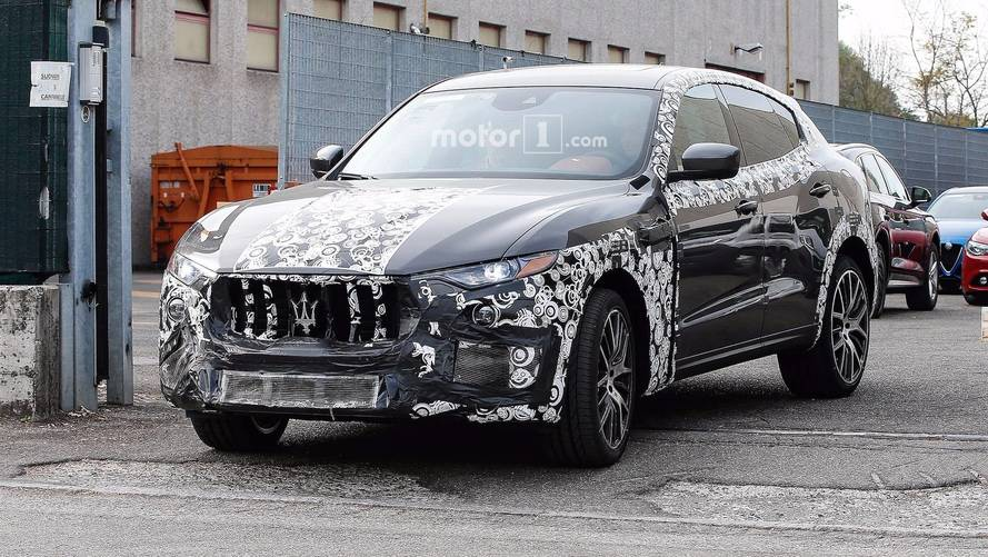 ¿Te gustan los SUV deportivos? Admira el Maserati Levante GTS