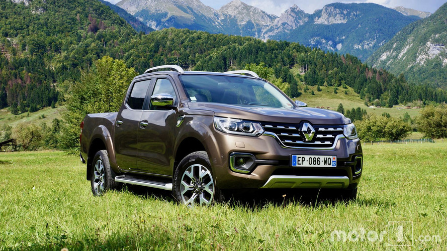 Essai Renault Alaskan (2017) - Le pick-up