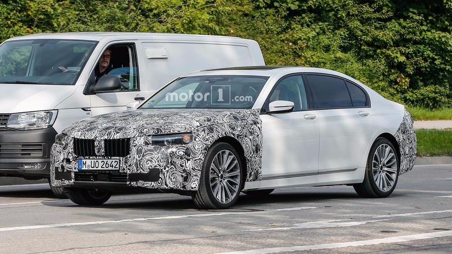 Facelifted BMW 7 Series Could Get More Hybrid Versions