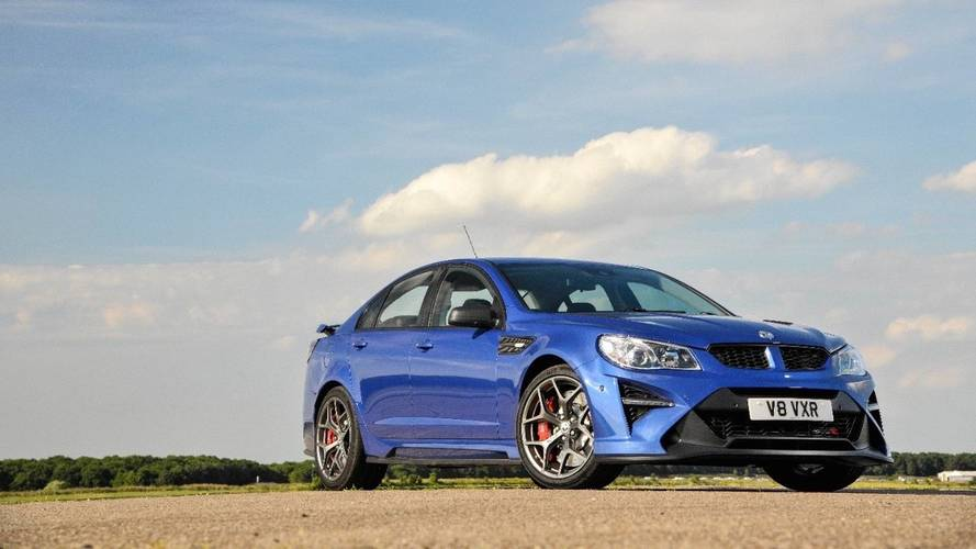 2017 Vauxhall VXR8 GTS-R first drive: A vehicular middle finger to progress