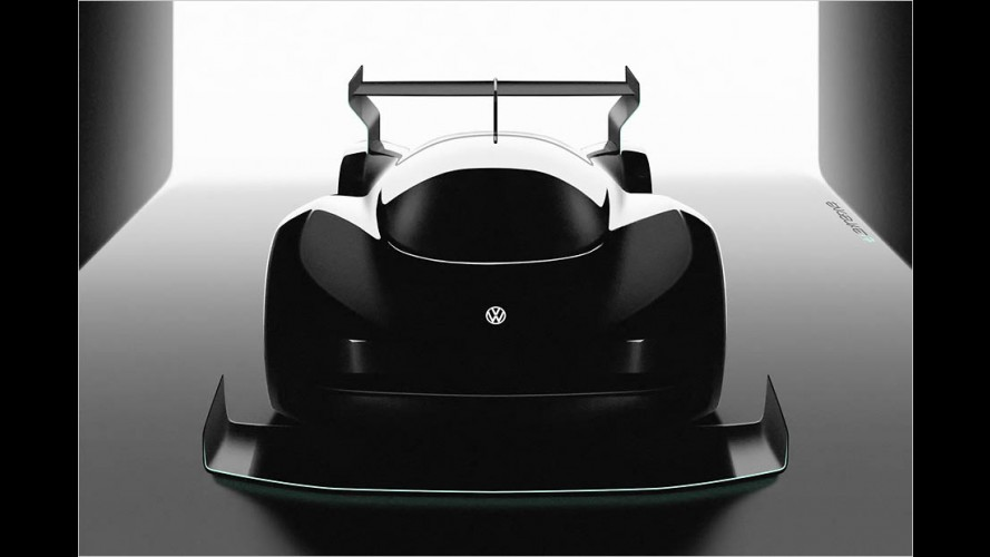 VW: Elektrisch zum Gipfel
