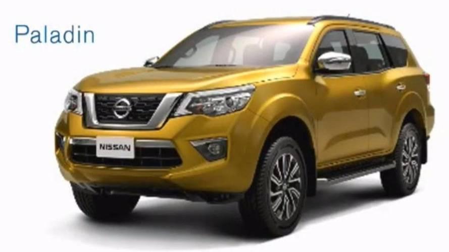 Nissan apresentará SUV da Frontier em 2018