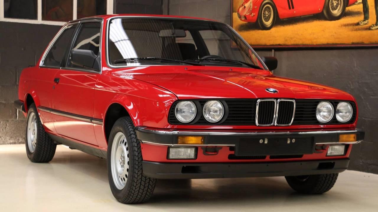 BMW 323i 1985