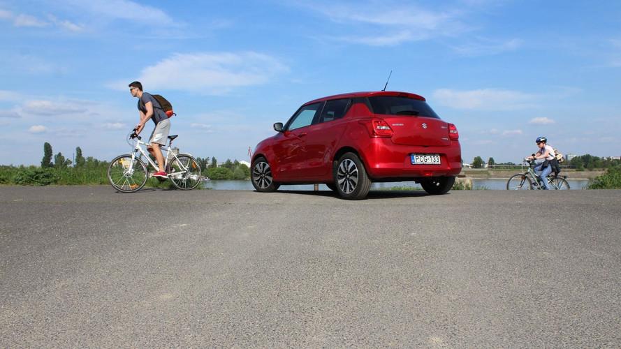 Suzuki Swift páros teszt: Ezzel nem lehet mellényúlni?