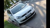 Garagem CARPLACE: Detalhes do visual externo do Volkswagen Jetta Variant 2.5