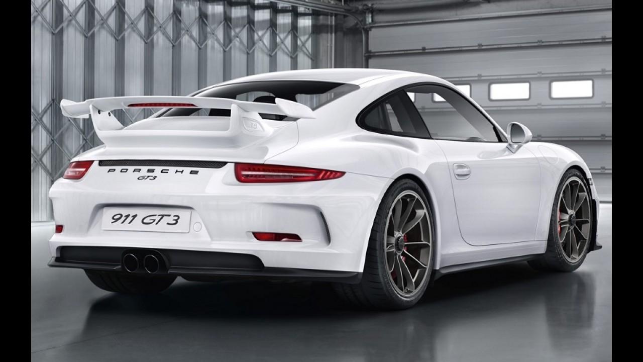Caso 911 GT3: Porsche trocará os motores de todas as 785 unidades vendidas